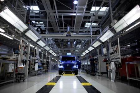 Mercedes-Benz G-Class Graz (3)