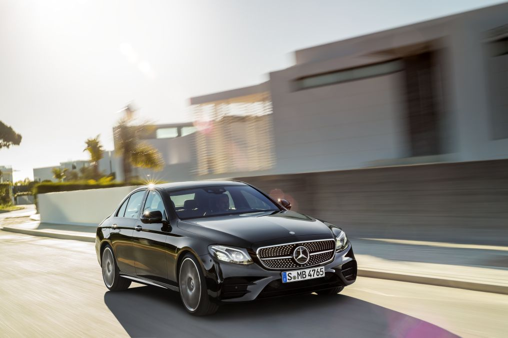 First half 2017: the strongest half-year Mercedes sales in history ...