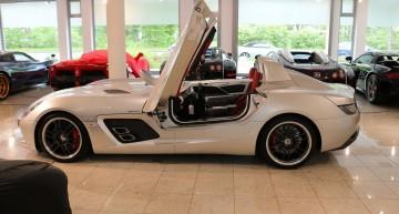 Mercedes-Benz SLR Stirling Moss – Treasure on the market