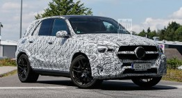 All-new Mercedes-AMG GLE 63: Colossus in sporty outfit