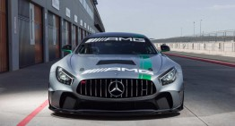 Mercedes-AMG GT4 – Because it runs in the family
