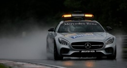 Formula 1 planning to get an autonomous Safety Car in the near future