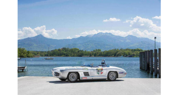 If you can spare about $2 million – 1957 Mercedes-Benz 300 SL Roadster goes under hammer