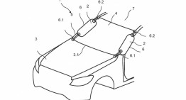 Mercedes-Benz patents pedestrian airbags