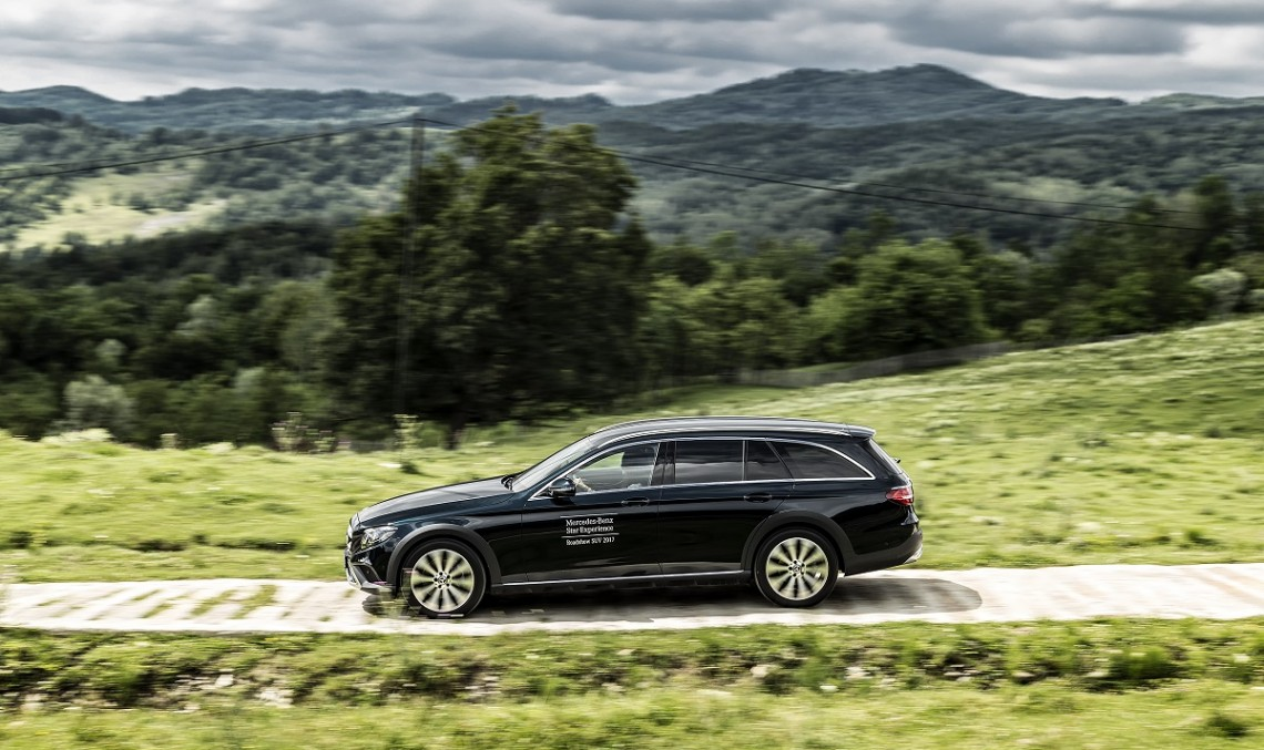 SUVs, behold! Mercedes-Benz C-Class All-Terrain rumored
