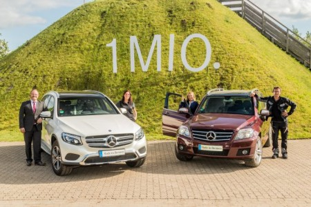Mercedes-Benz GLC and GLK (3)