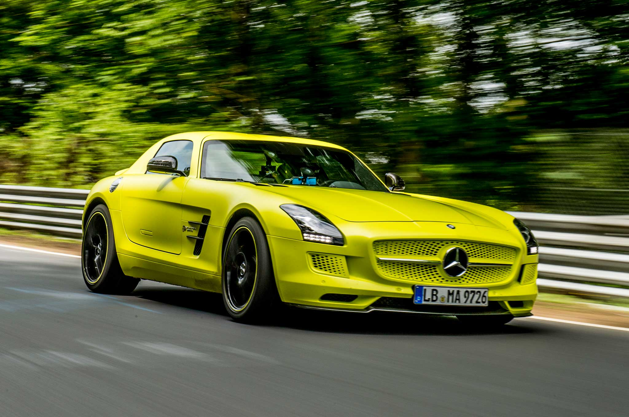 Mercedes amg set to bet on high performance electric cars for New electric mercedes benz