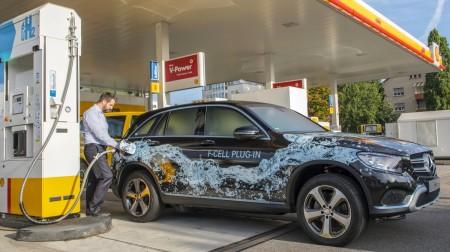 Mercedes-F-Cell-plug-in-hydrogen