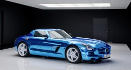 Mercedes-AMG set to bet on high-performance electric cars
