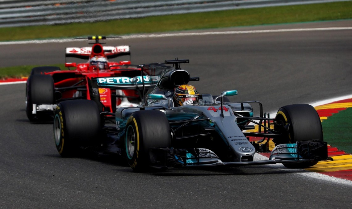 Back in the game – Lewis Hamilton wins the Belgian Grand Prix