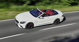 No such thing as too much power – Mercedes-AMG S 63 4MATIC+ Coupé and Cabriolet, S 65 Coupé and Cabriolet