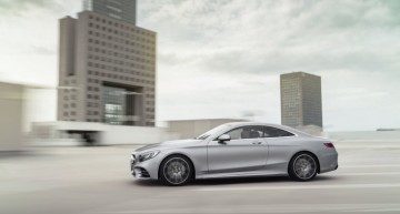 Dream cars – The new S-Class Coupe and Cabriolet are here