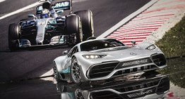 LIVE IAA 2017: Mercedes-AMG Project One full details and gallery