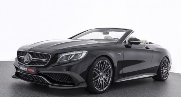 Brabus Rocket 900: Fastest cabriolet in the world