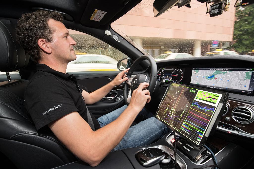 Intelligent World Drive