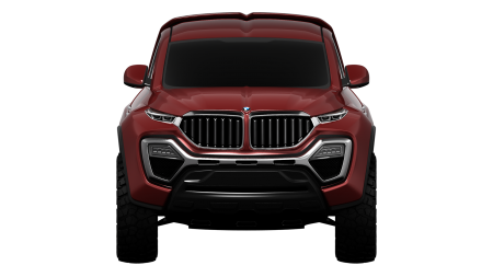 BMW pick-up truck (9)