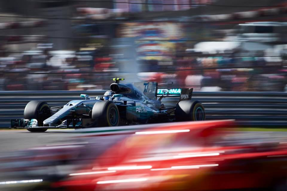 They are the champions! Mercedes wins 4th Constructors' Championship title in a row