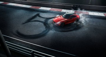 AMG celebrates its anniversary year with a special exhibition