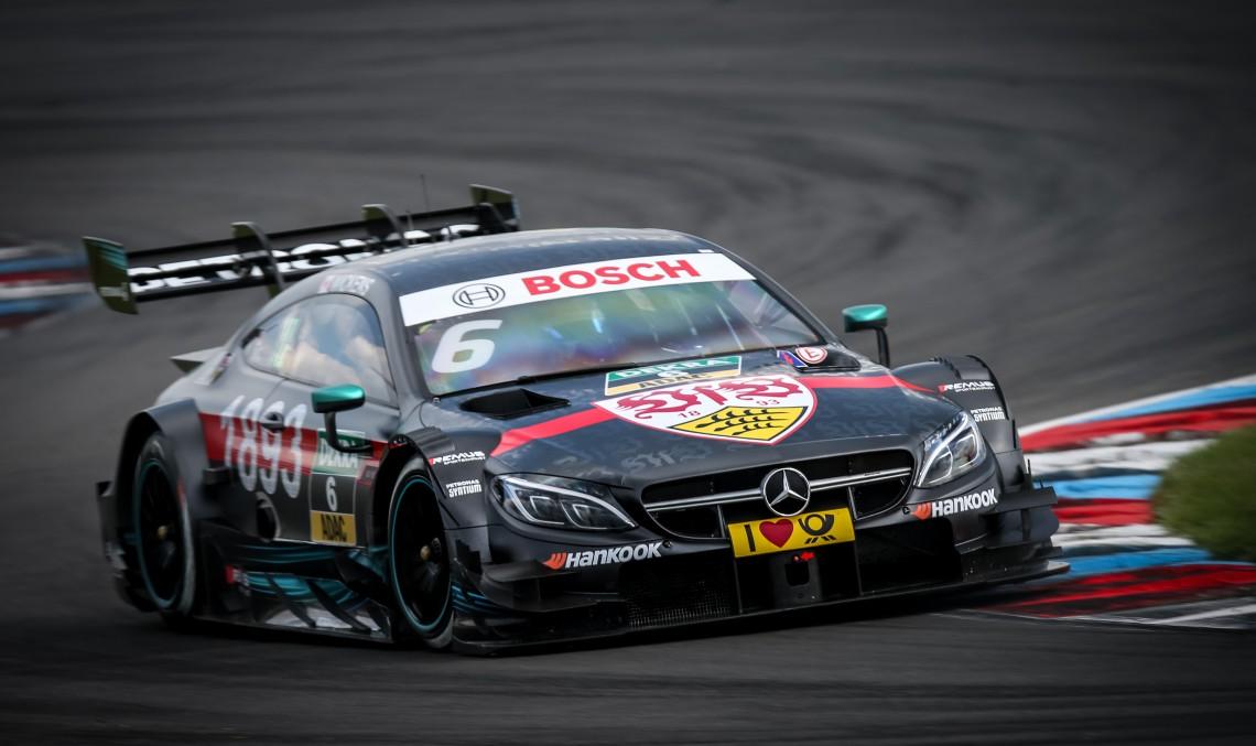 DTM: Robert Wickens leaves Mercedes, joins IndyCar