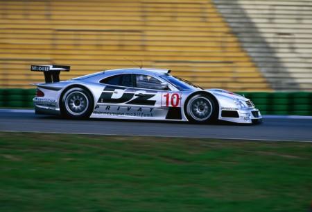 FIA-GT Fahrer- und Markenweltmeisterschaft 1997 für AMG Mercedes: Vor 20 Jahren: Schneiders Meisterstück auf CLK-GTR