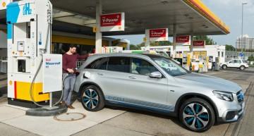 Daimler opens first hydrogen filling station in Bremen