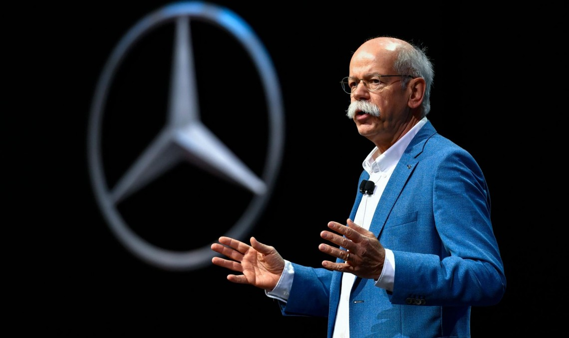 Daimler's Dieter Zetsche going to BMW? LinkedIn seems to think so!