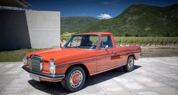 Where it all began – The W115-Based El Camino