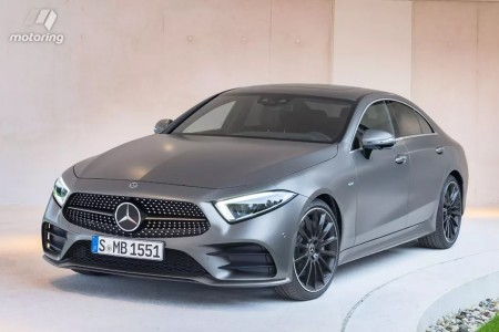 Mercedes-Benz CLS leaked (3)
