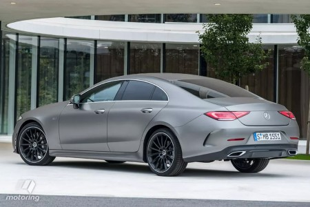 Mercedes-Benz CLS leaked (5)