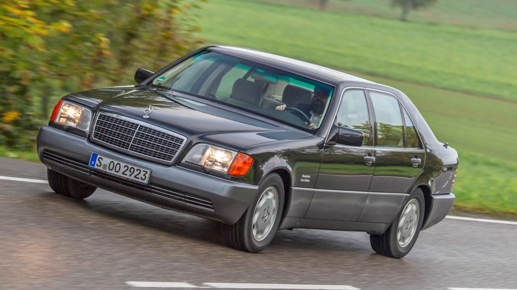 Mercedes S Class W140