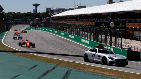 SAfety Car GP Brazil