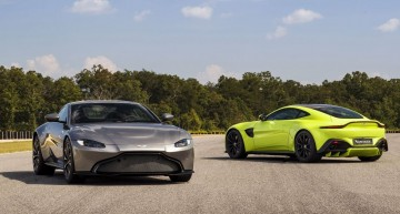 All-new Aston Martin Vantage is here with V8 Mercedes-AMG power