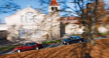 Classic V12s duel: Mercedes-Benz 600 SEL vs BMW 750iL