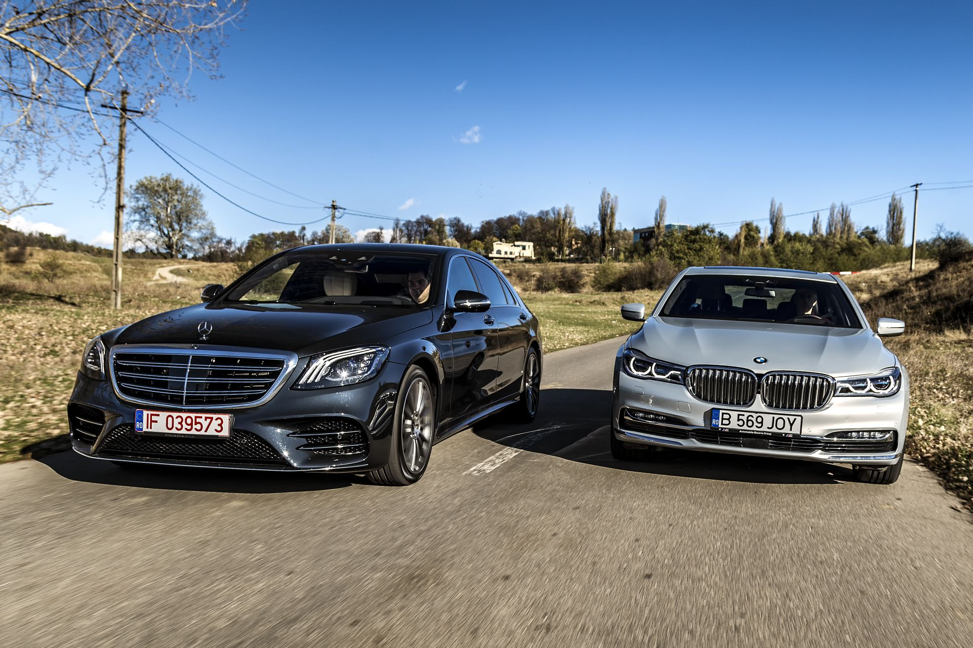 bmw vs mb Mercedes-benz offers a choice of rear-seat accommodations depending on your desires and your budget, but opt for the full-on $3,500 executive package and you'll add full massage plus the ability.