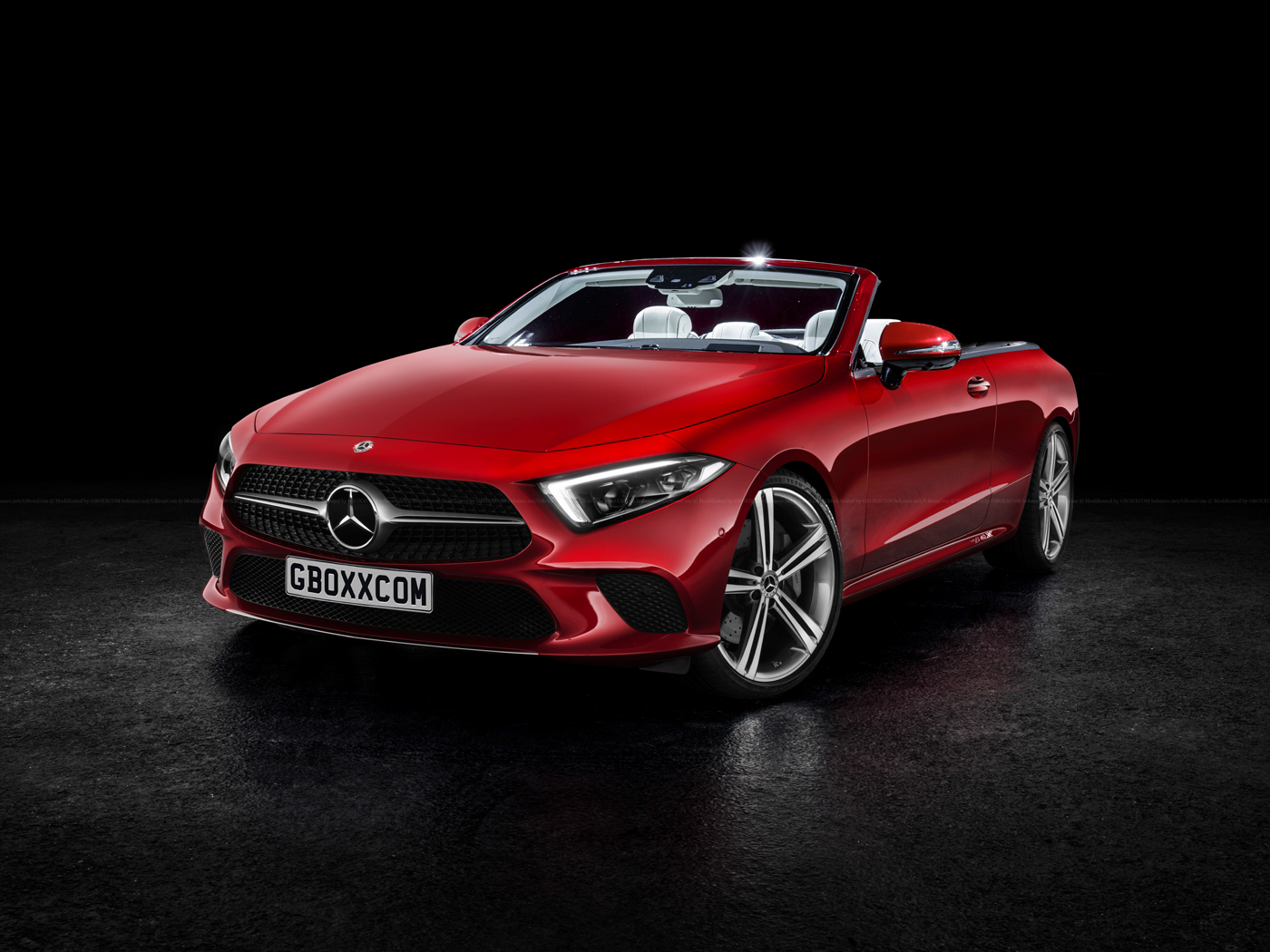 It 39 s a must the new mercedes benz cls rendered as a coupe for Mercedes benz e450