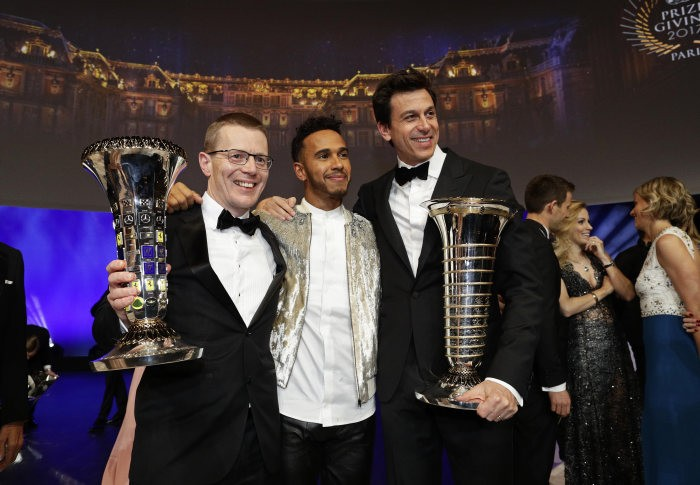 FIA Prize Giving 2017 – Mercedes gets the reward after a season of full throttle