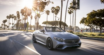 Mercedes-AMG S 63 and S 65 Coupé and Cabriolet, now with Panamericana grille