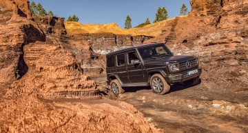 LIVE from Detroit – Master G is back! This is the 2019 Mercedes-Benz G-Class