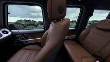 Mercedes-Benz G-Class interior (21)