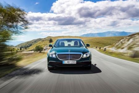 Mercedes-Benz Sales E-Class