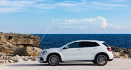 Say those 3 words – Mercedes will use navigation with 3-word inputs provided by what3words