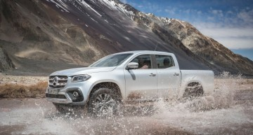 Super Pick-up mode on – The Mercedes-Benz X-Class might get a V8 engine after all