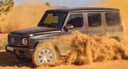 All-new Mercedes G-Class: First official pictures are here