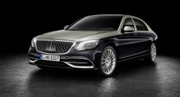 Mercedes-Maybach S-Class facelift: Super luxury gets even more lavish