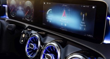 Mobile World Congress 2018: Artificial intelligence by Mercedes