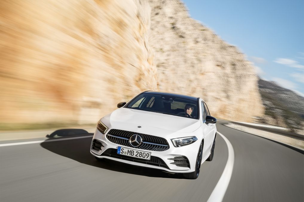 The new Mercedes-Benz A-Class gets new video commercial
