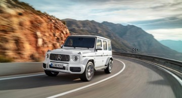 Mercedes-AMG G 63 – Here is the beast that can't be tamed