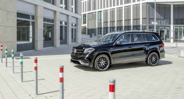 Luxury puzzle – The Mercedes-Benz GLS by HOFELE Design
