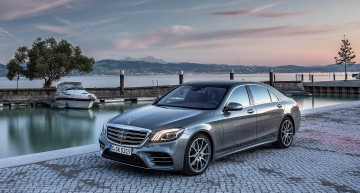 Best of Mercedes-Benz – TOP 5 luxury cars