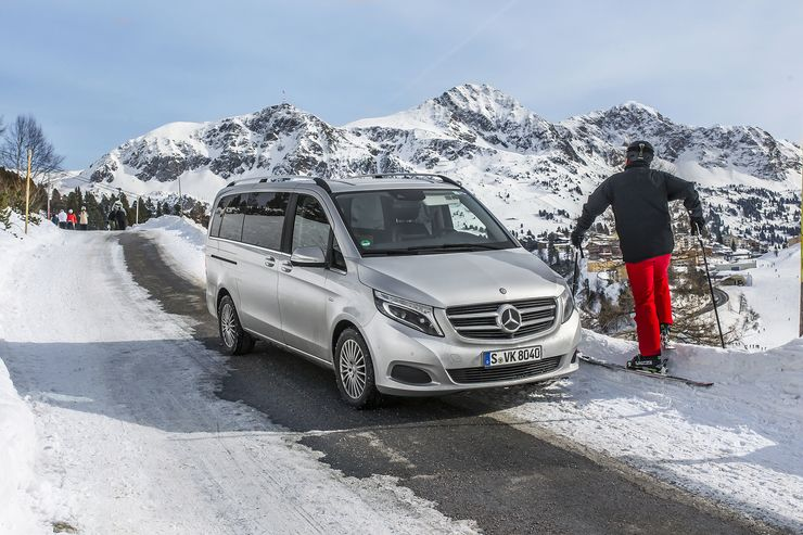 Mercedes V 250 d endurance test: Conclusion after 2 years and 100,000 km